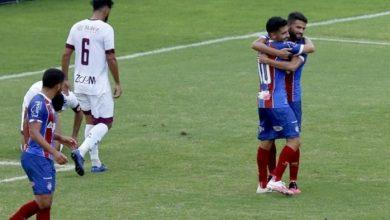 Foto de Bahia vence e garante vaga na final do Campeonato Baiano