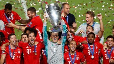 Foto de PSG perde para o Bayern; Time alemão é hexa da Liga dos Campeões