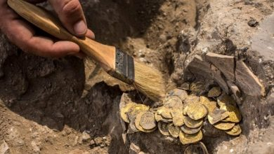 Foto de Achados arqueológicos em Israel lançam luz sobre vida 1.100 anos atrás