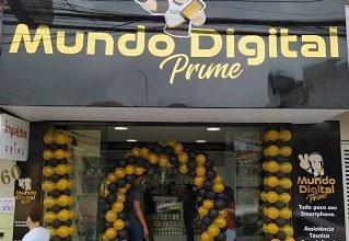 Foto de Chegou em SAJ a Mundo Digital Prime; veja fotos e vídeo