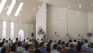 Foto de Capela e Memorial em homenagem a Santa Dulce dos Pobres são inaugurados em Castro Alves com missa solene