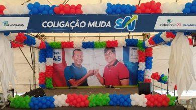 """Foto de Careca garante: """"tenho certeza que Genival e Careca serão consagrados prefeito e vice-prefeito de SAJ"""""""