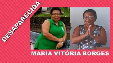 Foto de Aratuípe: Família procura por mulher desaparecida desde o último sábado (12)