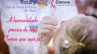 Foto de Rotary Club e Grupo Hepatite Zero criam projeto para realização de exames PCR em asilos