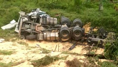 Foto de Grave acidente deixa três vítimas fatais no entroncamento de Valença