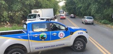 Foto de PRE registra diminuição de acidentes no feriadão com relação ao ano passado