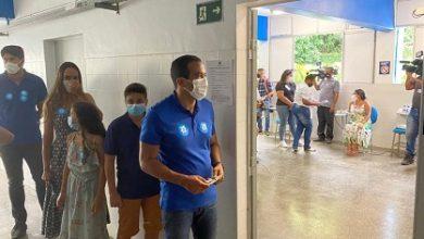 Foto de Salvador: Bruno Reis fala 'Vamos consolidar a vitória em 1° turno'