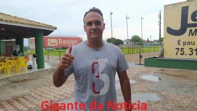 Foto de Cau Vistorias é principal nome para assumir Secretaria de Esporte e Lazer na gestão de Genival