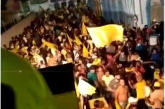 Foto de Justiça eleitoral determina retirada de bandeiras partidárias fixadas em casas em Nazaré das Farinhas