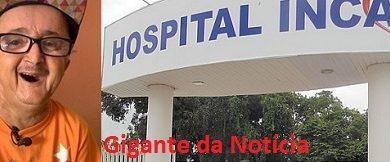 Foto de Em estado grave, Jotinha continua internado na UTI do hospital Incar em Santo Antônio de Jesus