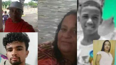 Foto de Tragédia: Acidente mata sete pessoas do Distrito Lajedo Alto em Iaçú