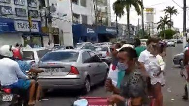 Foto de Carros com som alto foram apreendidos neste domingo em Santo Antônio de Jesus
