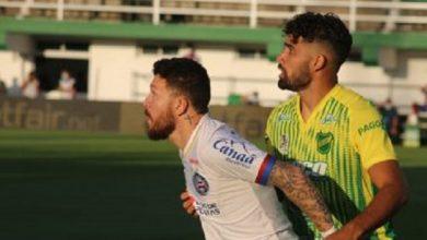 Foto de Bahia perde para o Defensa y Justicia e dá adeus à Copa Sul-Americana