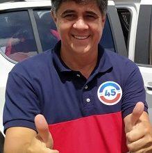 Foto de Vice-prefeito Careca poderá ser o novo secretário de serviços públicos de SAJ