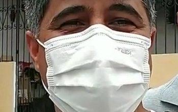 Foto de Vice-prefeito eleito de Santo Antônio de Jesus, Luís Careca, continua processo de recuperação em casa