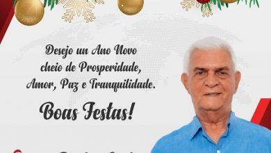 Foto de Mensagem de Faustino Cunha – Santo Antônio de Jesus
