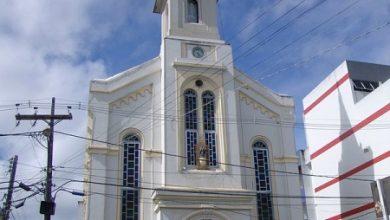 Foto de Prefeitura e Igreja Matriz recebem espetáculo de vídeoprojeções em Santo Antônio de Jesus