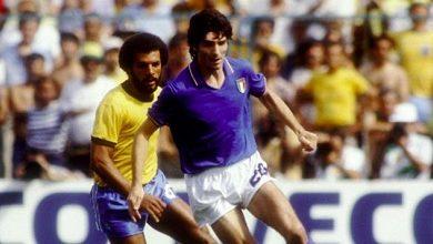 Foto de Morre x-atacante italiano Paolo Rossi, algoz do Brasil na Copa de 82