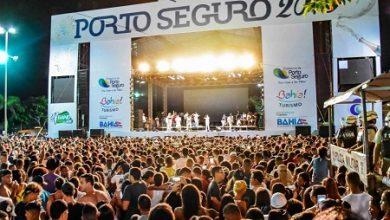 Foto de Justiça proíbe festas de Ano Novo em Porto Seguro, no sul da Bahia