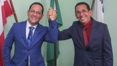 """Foto de Professor Gileno é empossado em Muniz Ferreira e diz: """"dias melhores virão"""""""