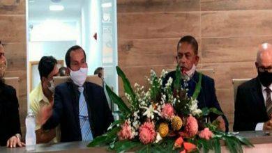 Foto de SAJ: Eleição define mesa diretora da Câmara de Vereadores; Chico de Dega é eleito presidente pela 1ª vez