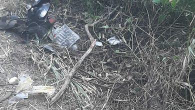 Foto de Moto explode em Batida com caminhão e deixa duas pessoas mortas na BR-101; trecho de Sapeaçu