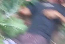 Foto de SAJ: Homem é morto com mais de 15 tiros no pescoço na tarde desta terça (26)