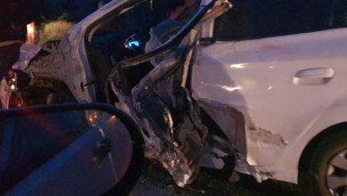 Foto de Plantão – HRSAJ: Vítima de acidente com ônibus na BR-101 da entrada no Regional