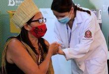 Foto de Conheça a primeira baiana a ser vacinada contra a Covid-19