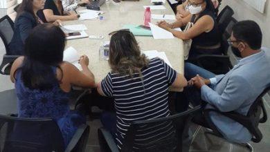 Foto de Reunião entre PMSAJ e APLB Sindicato abre diálogo sobre demandas de trabalhadores em educação