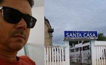 Foto de Amargosa: Sob forte comoção, corpo do Sargento Gonzalez foi sepultado