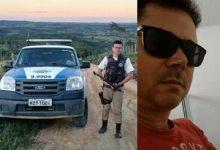 Foto de Sargento Gonzalez é encontrado morto na zona rural de Brejões; já trabalhou em SAJ