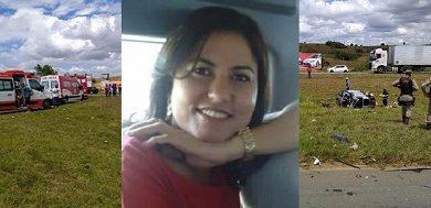 Foto de Família envolvida em grave acidente em SAJ é de Gandu; vítima fatal é identificada