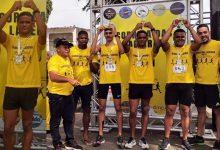 Foto de Atleta da União Santoantoniense de Atletismo é campeão em corrida na cidade de Recife