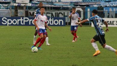 Foto de Bahia chega na 7ª derrota seguida ao perder para o Grêmio e pode fechar rodada no Z-4