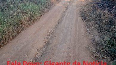 Foto de Fala Povo: Moradores da Barragem Nova do Rio da Dona cobram da Prefeitura de SAJ melhoria de estrada vicinal