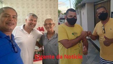 Foto de SAJ: Com apoio de Delcio Mascarenhas e dos demais edis, Chico de Dega poderá ser presidente da Câmara de Vereadores