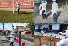 Foto de Áreas esportivas são suspensas em Santo Antônio de Jesus devido à alta de casos da Covid-19