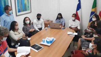 Foto de Prefeitura de Santo Antônio de Jesus se reúne com integrantes da Moradia Nova Canaã