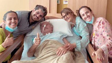 Foto de Pastor Fernando Gomes recebe alta da UTI e segue para clínica de reabilitação
