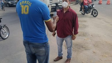 Foto de SAJ: Semáforo do São Benedito será retirado e colocado em outro local, explica secretário