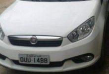 Foto de Veículo é tomado de assalto na zona rural de Cruz das Almas nesta quarta-feira (20)
