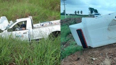 Foto de Acidente com ambulância de Ubaíra deixa vítima fatal em Laje