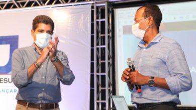 Foto de SAJ: palestra técnica com ACM Neto capacita gestores públicos municipais