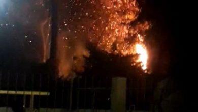 Foto de Corpo de Bombeiros consegue controlar novos focos de incêndio na Mata de Cazuzinha em Cruz das Almas