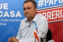 Foto de Bahia: Toque de recolher será das 20h às 5h, após ocupação de UTI atingir 80%, disse governador