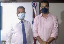 Foto de Deputado Dal é atendido por Rui e leva obras importantes para Amargosa