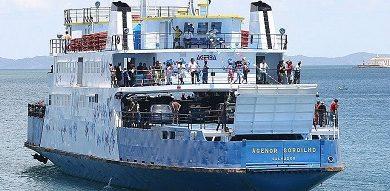 Foto de Ferry-boat será suspenso neste fim de semana em Vera Cruz