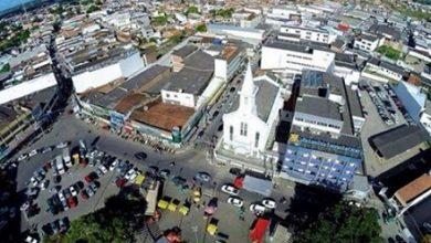Foto de Santo Antônio de Jesus está na lista das cidades que terão Toque de Recolher
