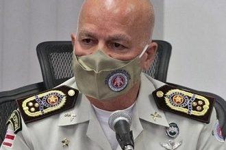 Foto de Salvador: Comandante avalia como 'necessária' ação que resultou em morte de policial: 'Colocou equipes em risco'